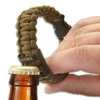 CRKT Paracord Survival Bracelet Accessory - Bottle Opener